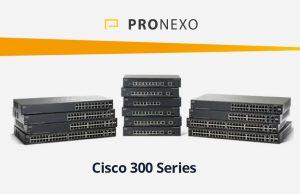 Cisco 300 Series Switches