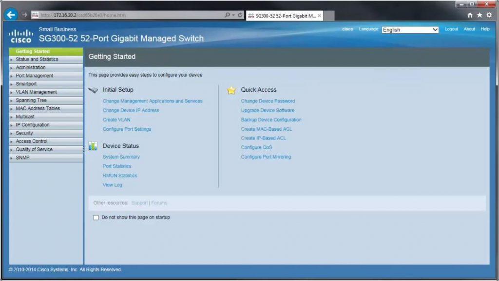 Firmware Upgrade Admin Dashboard