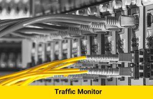 بررسی ابزارهای Torch و Traffic Monitor در روتربردهای میکروتیک