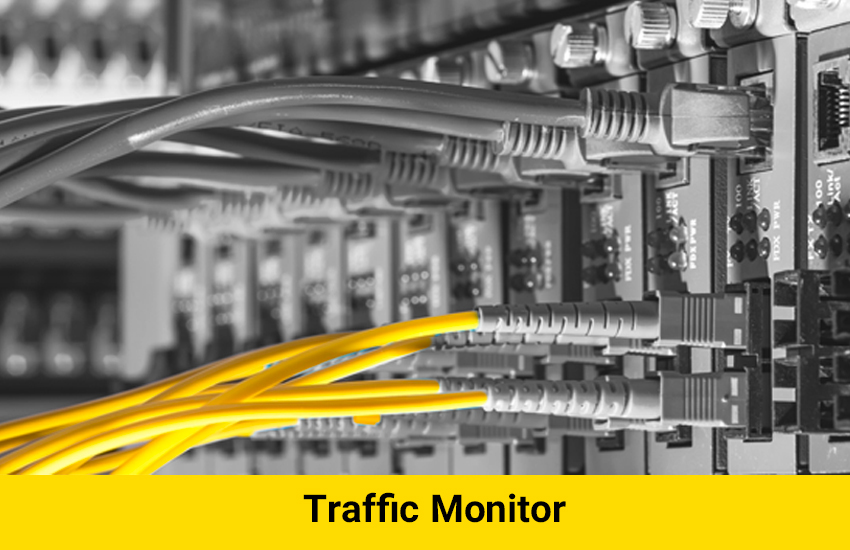 Mikrotik Traffic Monitor
